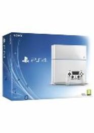 Playstation 4 500 GB glacier white, (Playstation 4). PS4