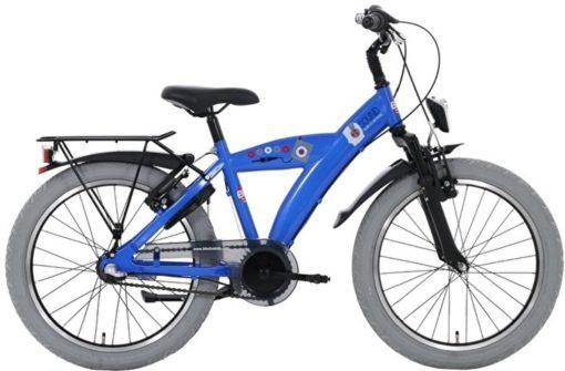 Bike Fun Sound - Kinderfiets - Jongens - Blauw - 20 Inch