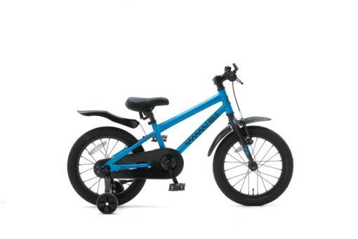 Nogan Rolo Kinderfiets - Jongens - 12 inch - Blauw