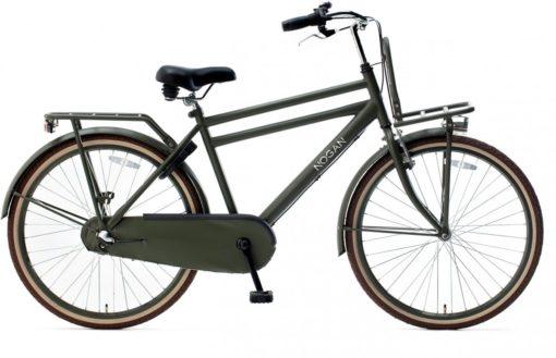 Nogan Vintage N3 Transportfiets - Jongens - Raw Army - 24 inch