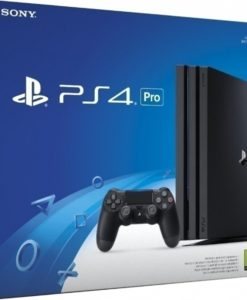Playstation 4 PRO Console 1TB - Black (UK) /PS4