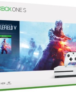 Xbox One S console 1 TB + Battlefield V