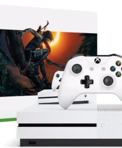 Xbox One S console 1 TB + Shadow of the Tomb Raider