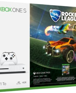 Xbox One S console 1 TB + Rocket League