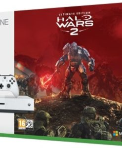 Xbox One S console 1 TB + Halo Wars 2