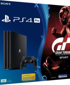 Sony PlayStation 4 Pro Gran Turismo Sport Console - 1TB - PS4 Zwart