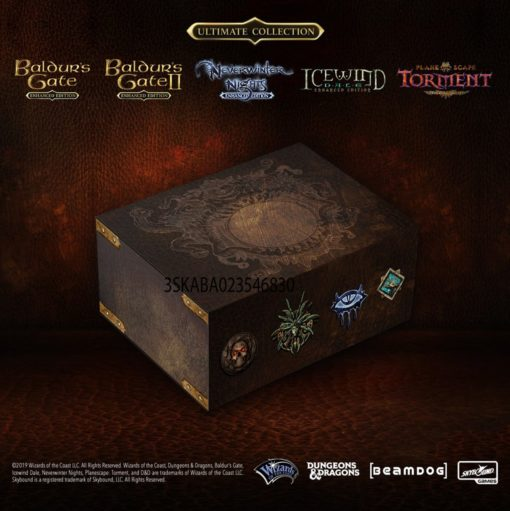 Beamdog Ultimate Collector's Pack - Xbox One