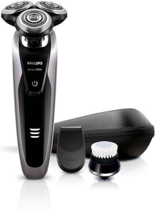 Philips SHAVER Series 9000 Elektrisch scheerapparaat voor nat en droog scheren