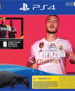 Sony PS4 1TB + FIFA 20 Zwart 1000 GB Wi-Fi