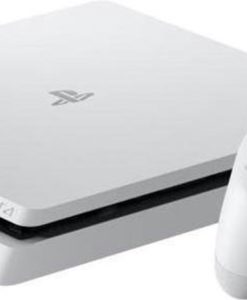 Sony PS4 500GB Slim Glacier White Wit Wi-Fi