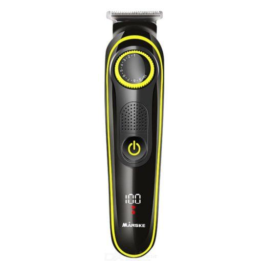 5 In 1 Tondeuse Mannen Tondeuse Elektrisch Scheerapparaat Baard Scheerapparaat Scheerapparaat Scheermes Styling Tools USB Oplaadbaar Voor Mannen EU